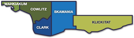 The Human Services Council serves a five county area in Southwest Washington.